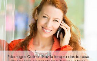 Terapia online psicologa online